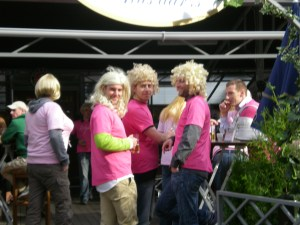 Everyone Loves A Blond Day in Riga